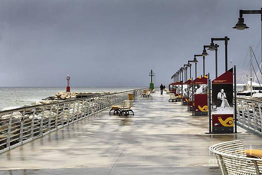 Storm Morning by Pier Giorgio Mariani