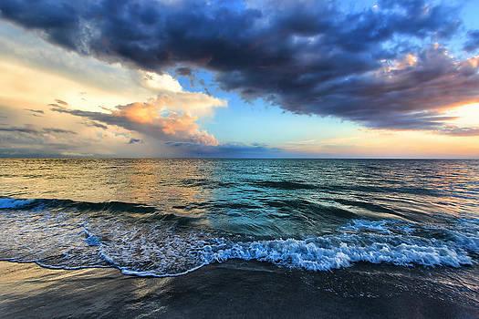Sunset by George Ferreira