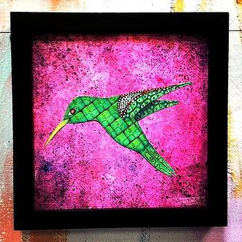 The Galactic Hummingbird Series 2014 by Heriberto  Luna