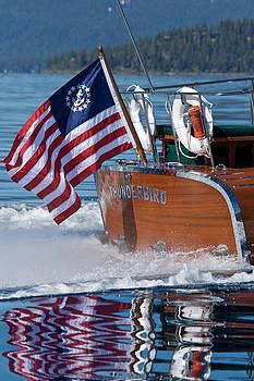 Steven Lapkin - THUNDERBIRD yacht