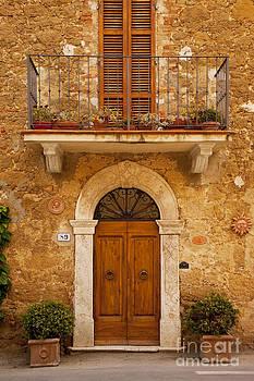 Brian Jannsen - Tuscan Door