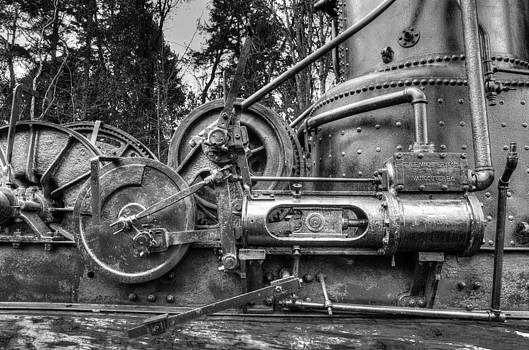 R J Ruppenthal - Tyee Steam Donkey