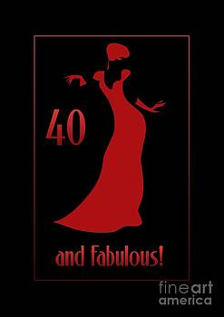 JH Designs - 40 and Fabulous
