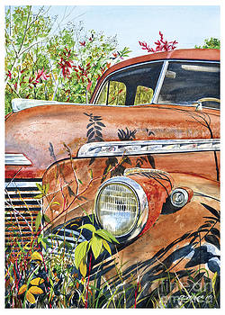 40 Chevy by Rick Mock