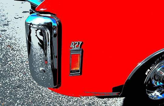 427 Chevy by Don Struke