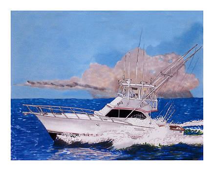 Jack Pumphrey - Storm chasing on the high seas
