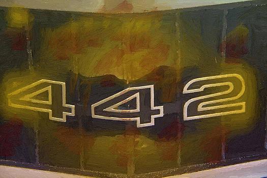 442 Logo by John Hix