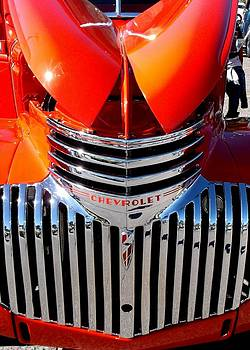 46 Checy Truck by Anthony Morris