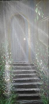 #465 Secret Passage by Linda Skibinsky