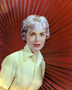 Janet Leigh by Silver Screen