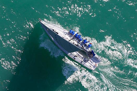 Steven Lapkin - Key West Race Week Aerial