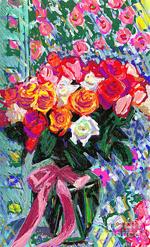 Candace Lovely - 49 Roses