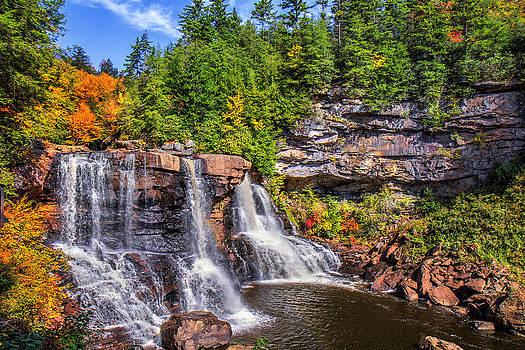 Mary Almond - Blackwater Falls
