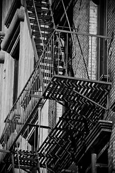 Fire Escape by Newyorkcitypics Bring your memories home
