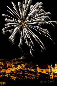 Enrico Pelos - FIREWORKS - FUOCHI ARTIFICIALI - PIETRA LIGURE