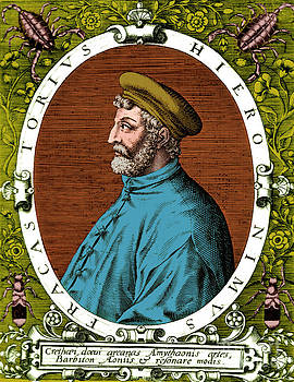 Science Source - Girolamo Fracastoro Italian Polymath