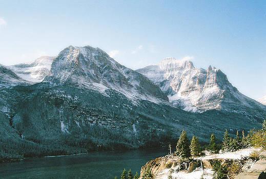 Glacier National Park by Jens Larsen