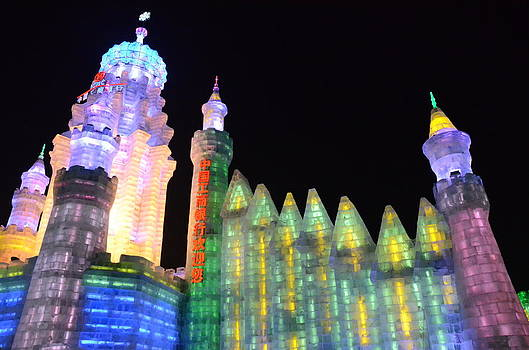 Harbin Ice and Snow Festival 2013 by Brett Geyer