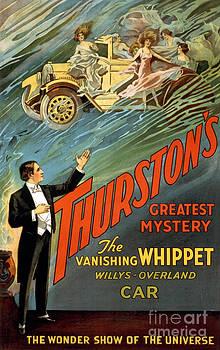 Photo Researchers - Howard Thurston American Magician
