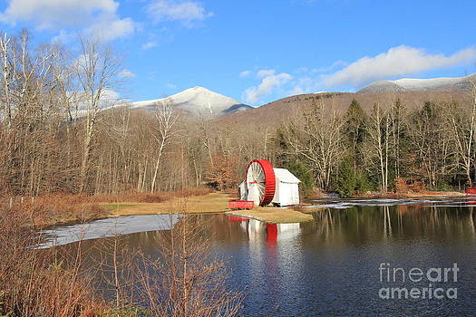 Indian Head NH by Jeffery Akerson
