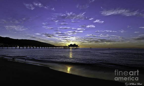 Malibu Sunrise by Bill Baer
