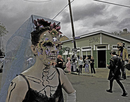 Mardi Gras in New Orleans by Louis Maistros