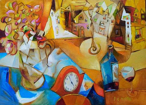 5 Minutes Before 5 by Miljenko Bengez