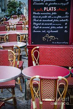 Brian Jannsen - Montmartre Cafe