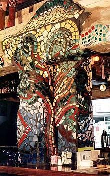 Charles Lucas - Mosaics at the Crystal Ballroom