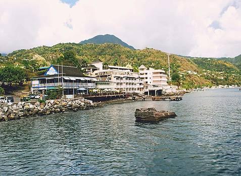 Gary Wonning - Roseau Dominica