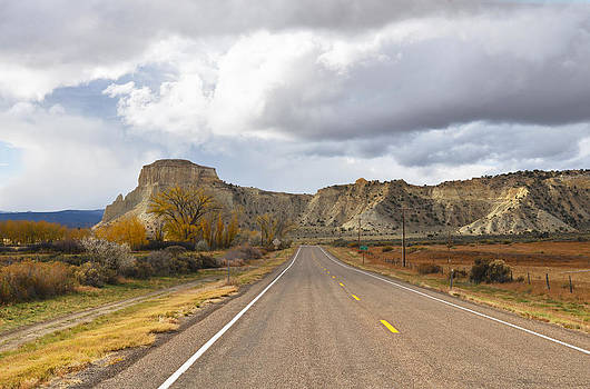 Dana Sohr - Route 12 - Utah