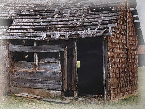 Rustic Buildings by Philip White