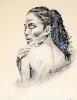 Self Portrait by Tamart H
