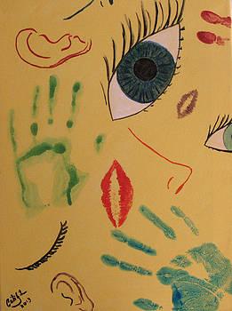5 Senses by Catia Silva