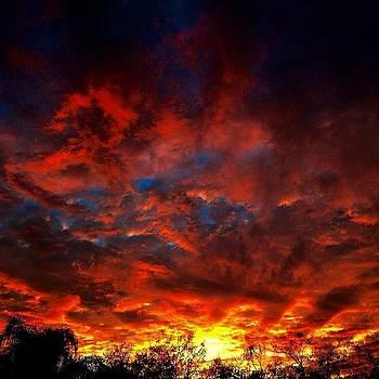 #sunset #sunsets #sunset_madness by Mark Jackson