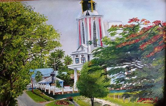 Jason Sentuf - The Church in my village