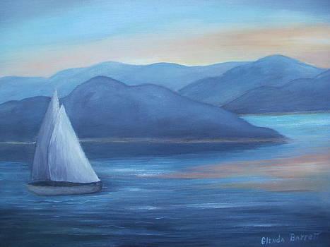 Tranquility by Glenda Barrett