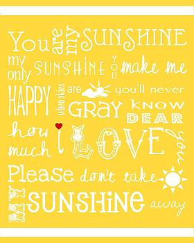 Jaime Friedman - You Are My Sunshine