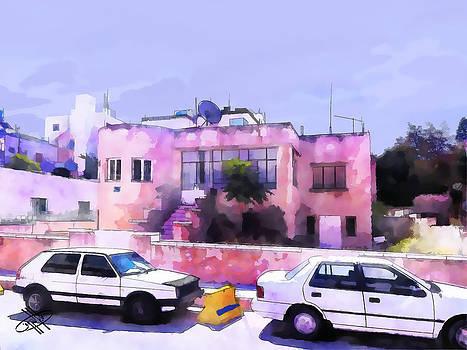Jordan/Amman/old house by Fayez Alshrouf
