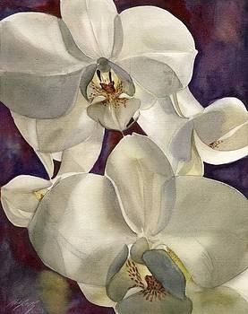 Alfred Ng - 50  shades of grey in watercolor