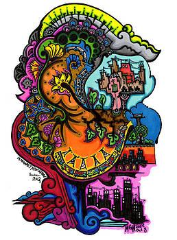 50 - Tree House Glory by Maggie Nancarrow