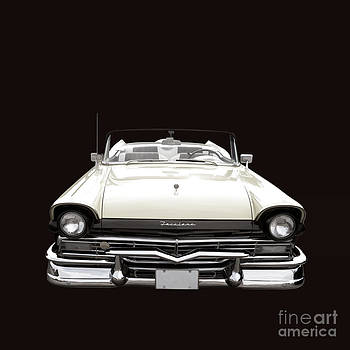 Edward Fielding - 50s Ford Fairlane Convertible