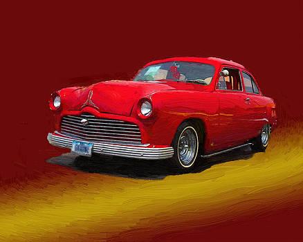 52 Ford by John Hix
