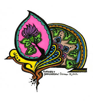 52 - Snail by Maggie Nancarrow