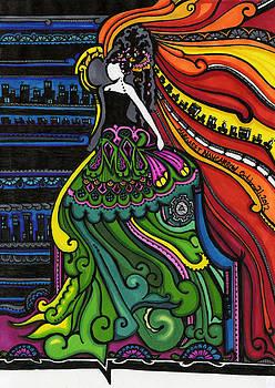 53 - The Dress by Maggie Nancarrow