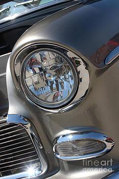 Gary Gingrich Galleries - 55 Bel Air Headlight-8200