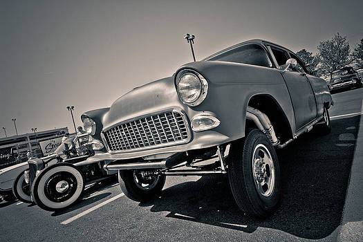 '55 Gasser by Merrick Imagery