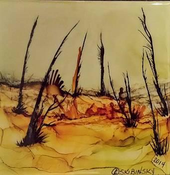 #550 Love Grass by Linda Skibinsky