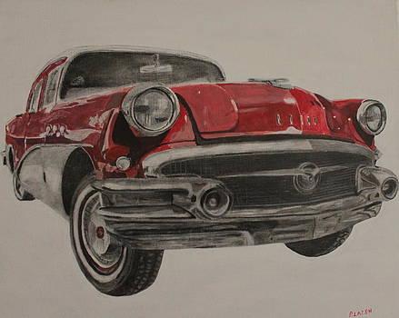 56' Buick Special by Patricio Lazen