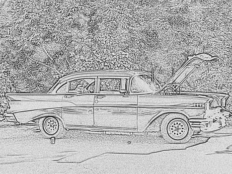 Joe Bledsoe - 57 Chevy